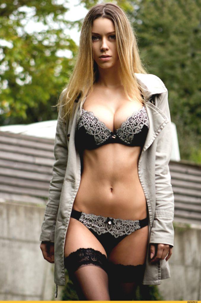 cool lingerie girl