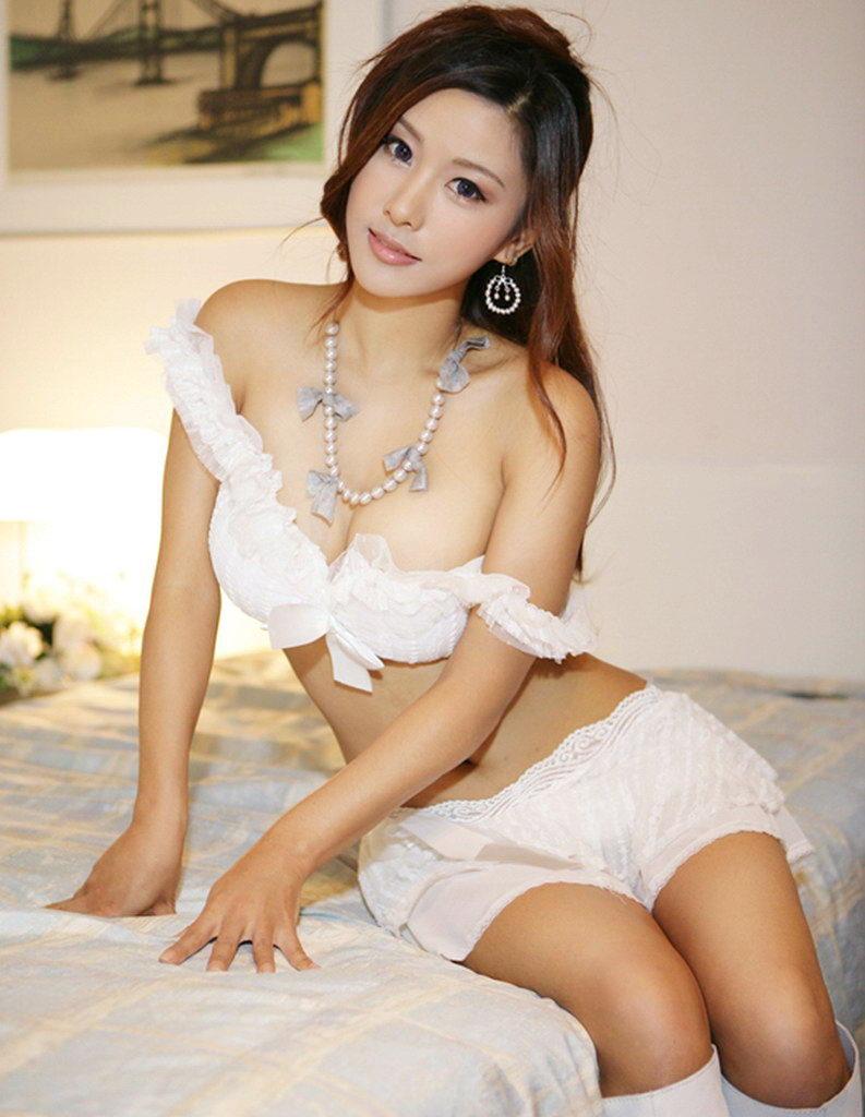 hot lingerie Asian