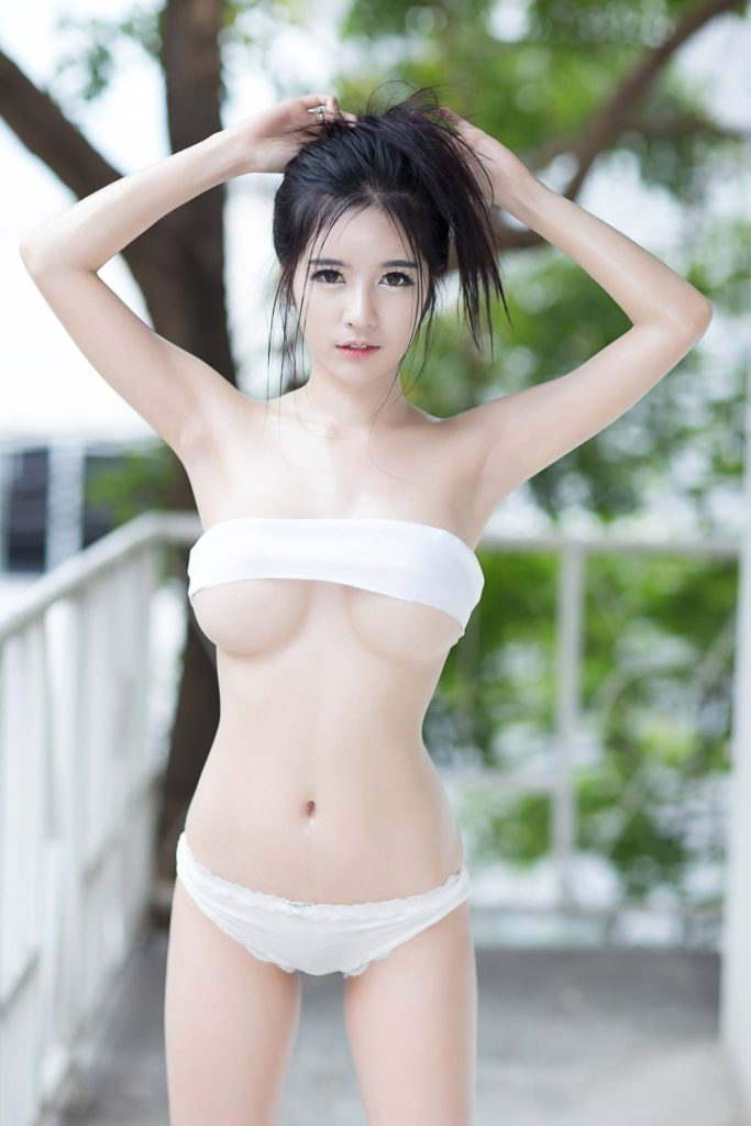 hot bikini Asian