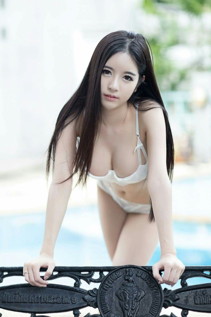 cool glamour Asian