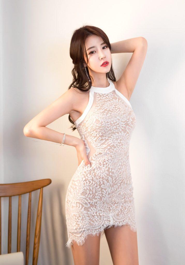 hot see through Asian