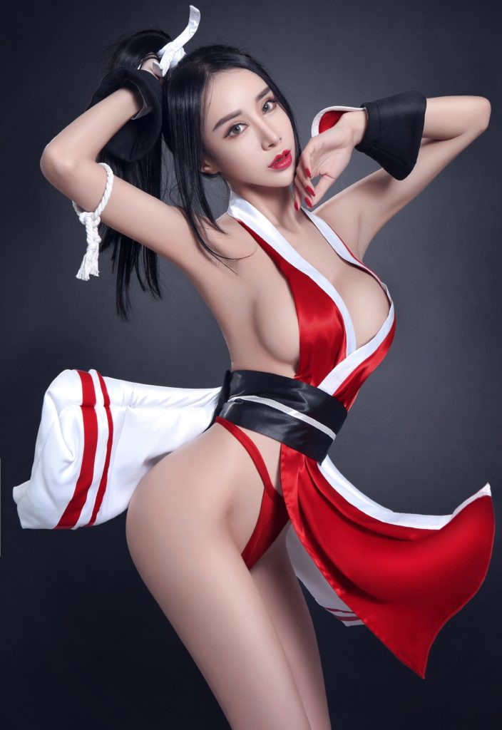 hot glamour cosplay Chinese