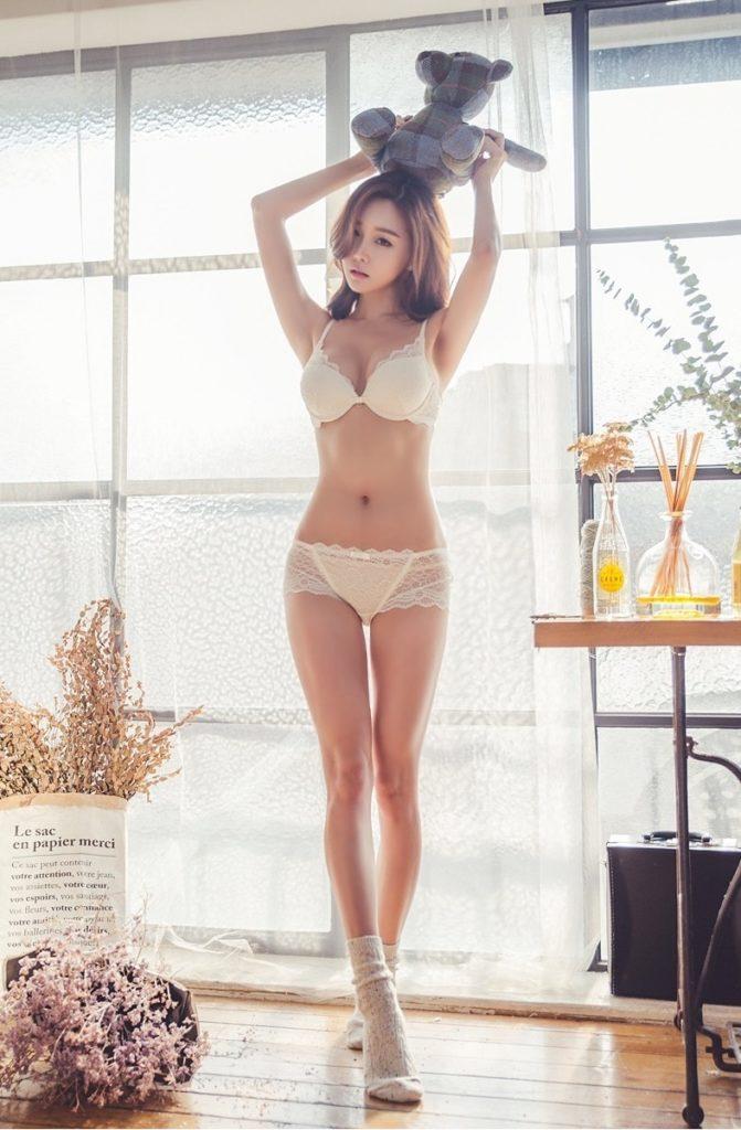 hot lingerie Korean