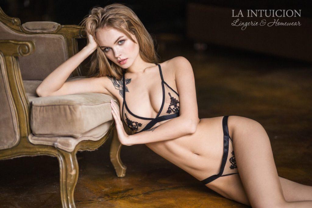 hot lingerie girls