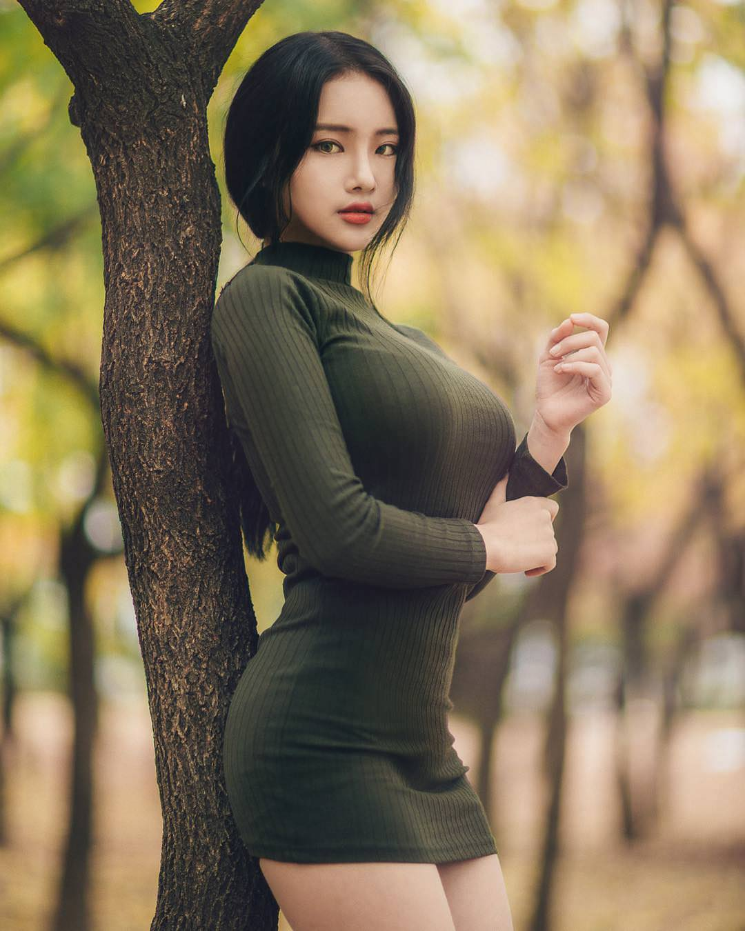 Korean girl - Ji Seong