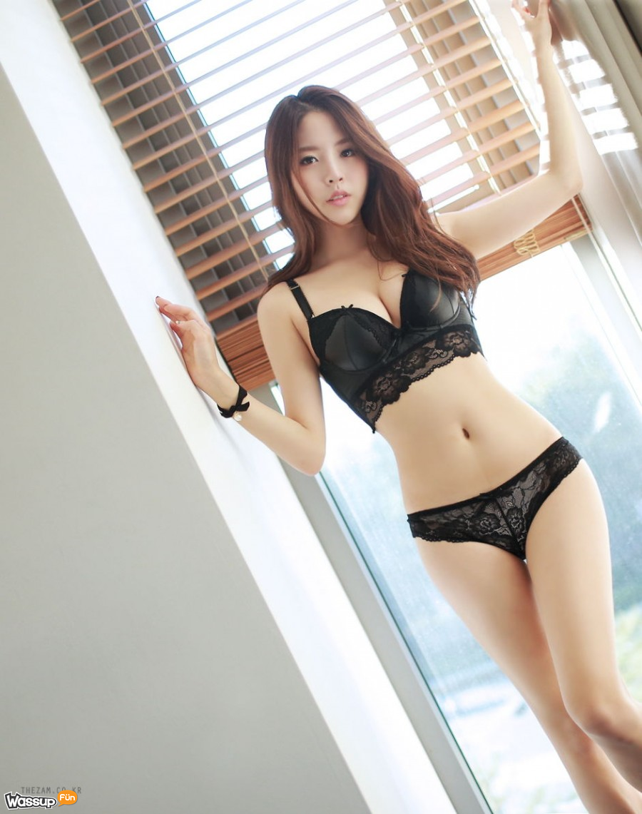 Korean beauty girl
