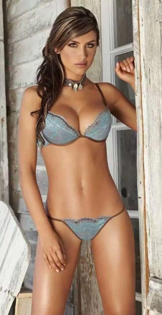 fine lingerie girl