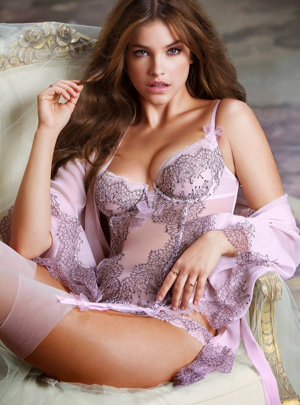 hot women in lingerie