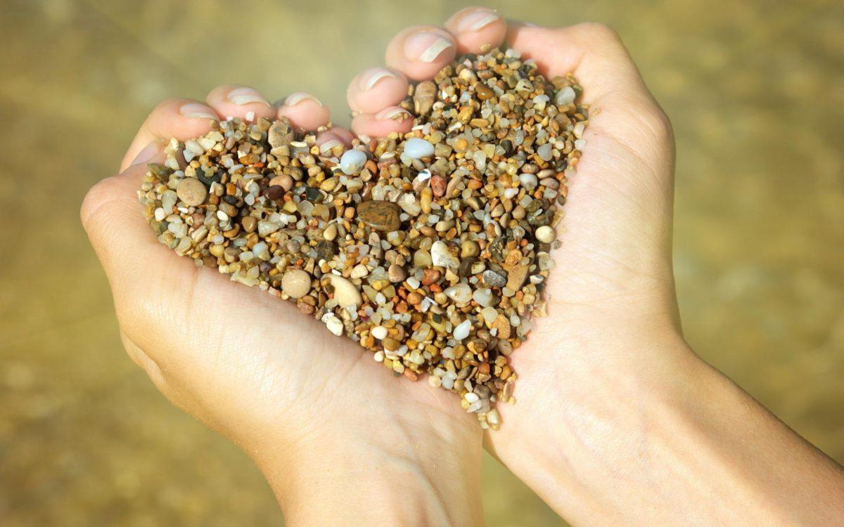 heart of sands