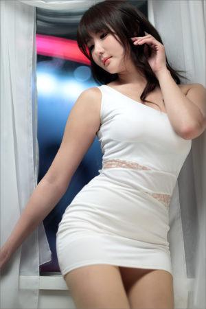 Korean model Yeon Da Bin