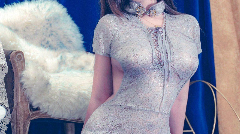 hot girl in sexy wear