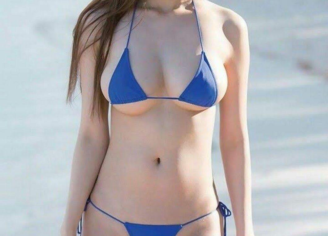 Japanese bikini girl